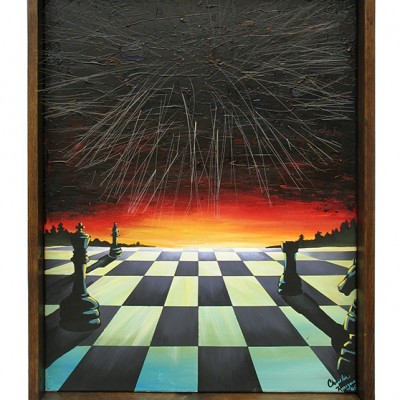 Light Up Chessboard