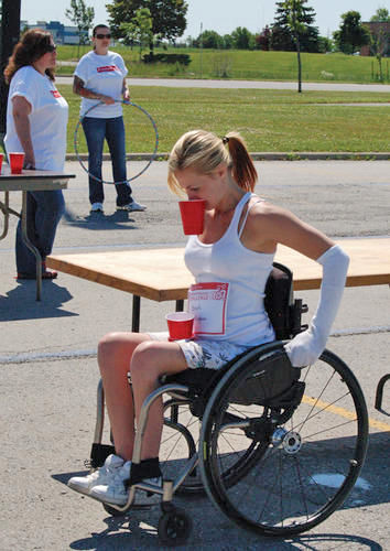 Christine Advocates For The Disabled