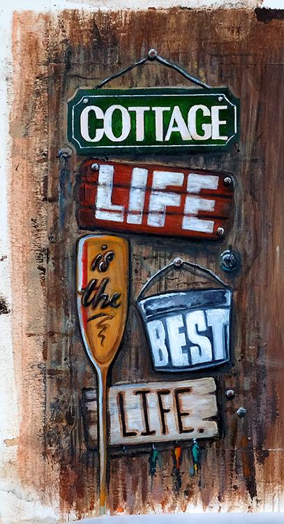 Cottage Life 3
