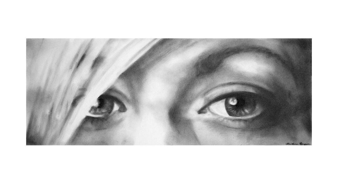 Self Portrait Eyes #1