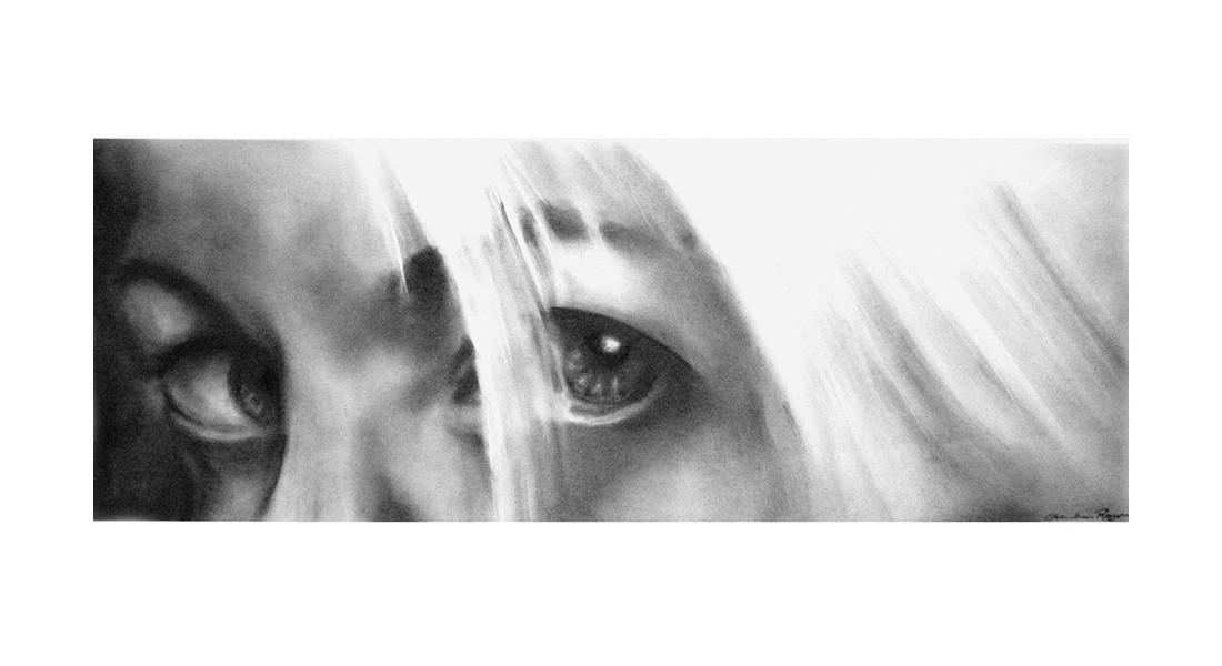 Self Portrait Eyes #2