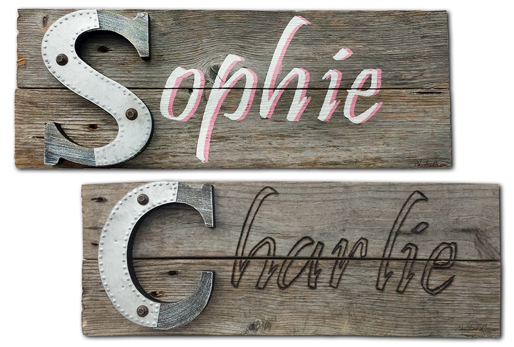Sophie & Charlie